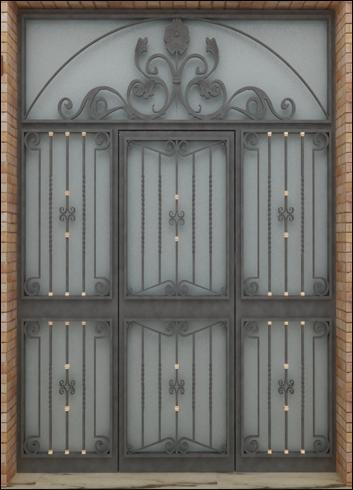 Hierro - Puertas de hierro ...